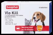 Vlo Kill+ kat en hond tot 11kg 6st
