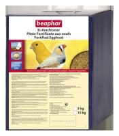 Ei-krachtvoer kanarie & tropische vogels 5kg