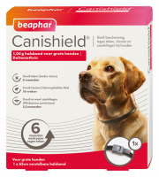Canishield halsband hond groot