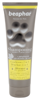 Shampooing tube Conditioner 2 in 1