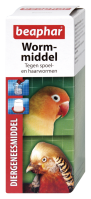 Wormmiddel vogel 100ml