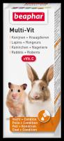 Multi-Vit konijnen + knaagdieren 50ml