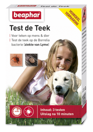 Test the Tick - 3 Tests - Dutch