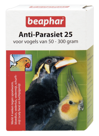 Anti-Parasite Spot On (medium) - Dutch