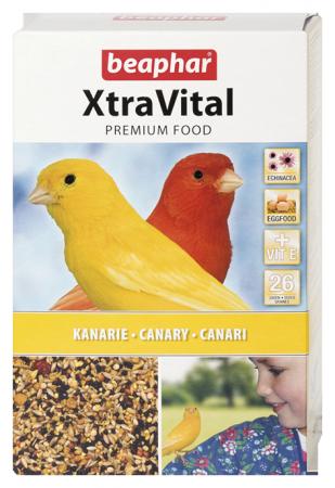XtraVital Canary Feed - 5kg - Dutch/French/English/German/Greek/Norwegian