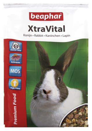 XtraVital Rabbit Feed - 2.5kg - Dutch/French/English/German/Spanish/Portuguese/Italian/Greek