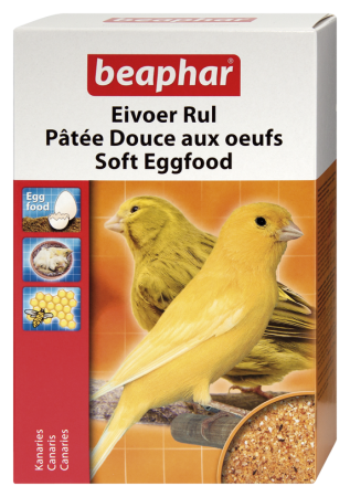 Eggfood Canary Soft - 1kg - Dutch/French/English/Spanish/Greek/Norwegian