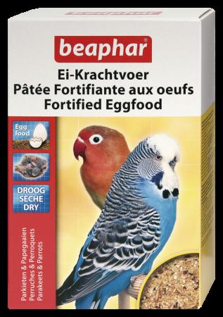 Eggfood Parakeet - 1kg - Dutch/French/English/Spanish/Greek/Norwegian
