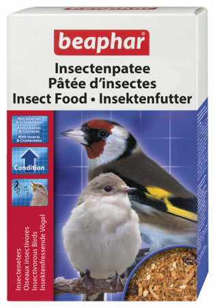 Insect Food - 350g - Dutch/French/English/Spanish/Greek/Norwegian