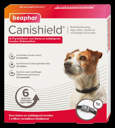 Beaphar Canishield hond klein/middelgroot