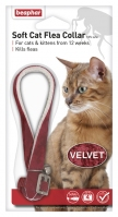 Beaphar Soft Cat Flea Collar - Velvet