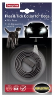 Beaphar Flea & Tick Collar for Dogs - Reflective