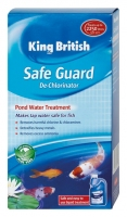 King British Safe Guard De-Chlorinator