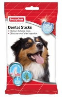 Beaphar Dental Sticks for Large Dogs