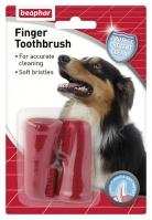 Finger-Zahnbürste