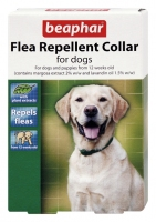 Beaphar Flea Repellent Collar for Dogs