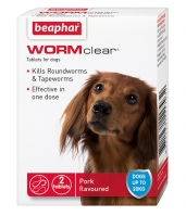 WORMclear Tablets for Small Dogs