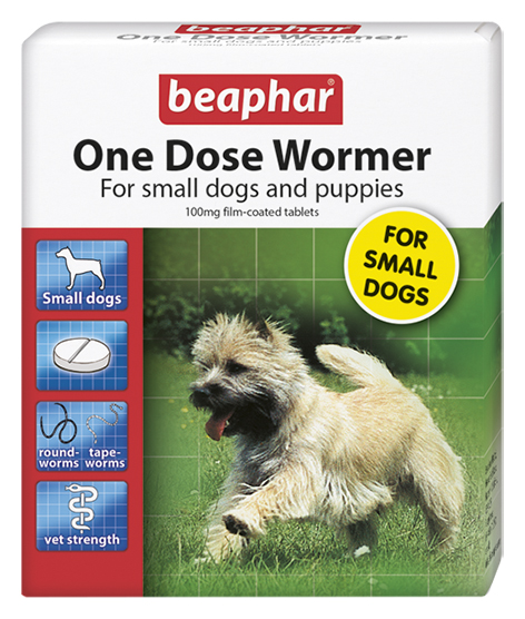 Beaphar Worm Control For Dogs
