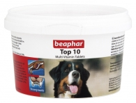 Beaphar Top 10 Multi-Vitamin Tablets for dogs