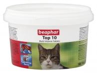 Beaphar Top 10 Multi Vitamin Tablets for cats