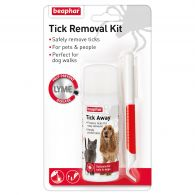 Beaphar Tick Removal Kit
