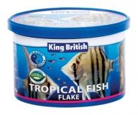 King British Tropical Fish Flake (with IHB)