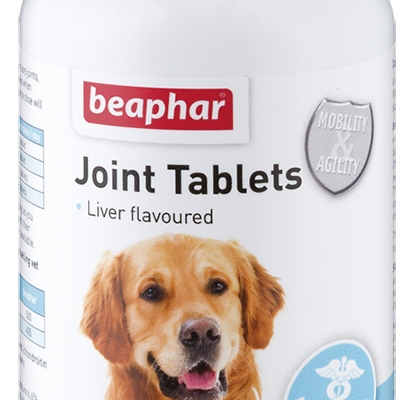 Beaphar launches vet strength joint supplement for dogs