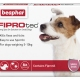 Fiprotec Spot On Small Dog 6 pipette - English