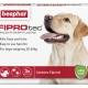 Beaphar FIPROtec Spot On for Large Dogs - 3 Vials - English