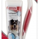 Beaphar Toothbrush & Toothpaste kit for dogs and cats