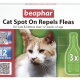 Bio Spot On Cat - 3 Vial - English