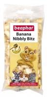 Beaphar Banana Nibbly Bitz