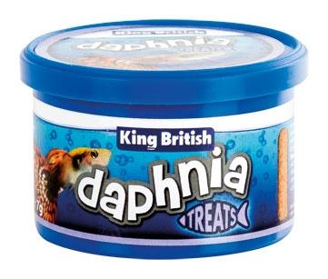 King British Daphnia Treats
