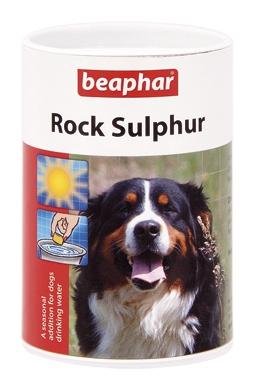 Beaphar Rock Sulphur For Dogs