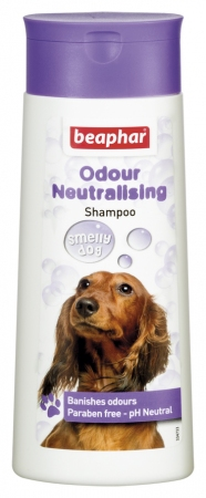 Bubbles Shampoo Odor Neutralizer - English