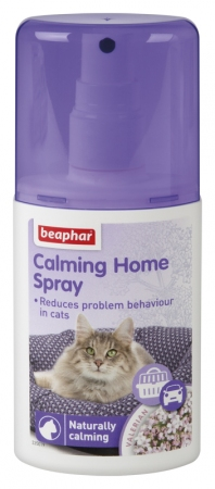 Beaphar Calming Home Spray - helps reduce stress in cats