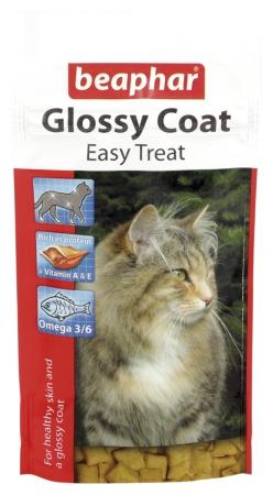 Beaphar Glossy Coat Easy Treat Cat