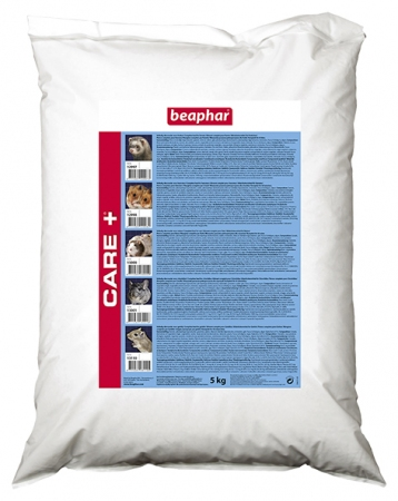 CARE+ Extruded Hamster Food - 5kg - Dutch/French/English/German/Spanish/Italian/Greek/Norwegian