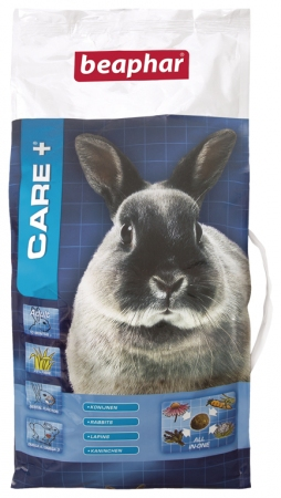 CARE+ Extruded Rabbit Food - 5kg - Dutch/French/English/German/Spanish/Italian/Polish/Norwegian