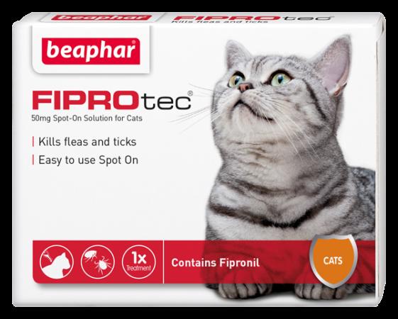 Beaphar FIPROtec Spot On for Cats 1 Vial
