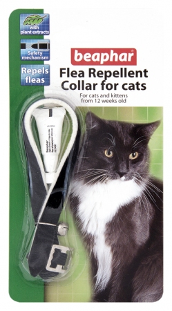 Flea Repellent Collar for Cats - English