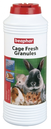 Cage Fresh Granules - English
