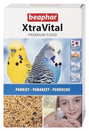 Beaphar XtraVital Parakeet (Budgie) - premium bird food