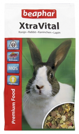 Beaphar XtraVital Rabbit 1kg