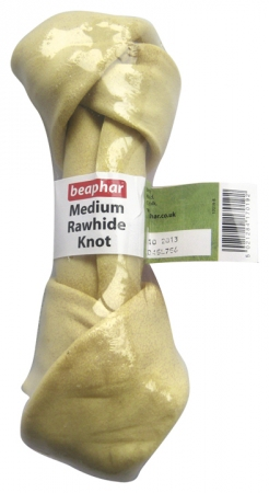Beaphar Medium Hide Knot - Medium