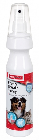 Beaphar Fresh Breath Spray for cats and dogs