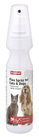 Flea Spray for cats and dogs