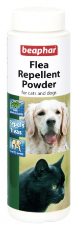 Beaphar Flea Repellent Powder for Dogs & Cats