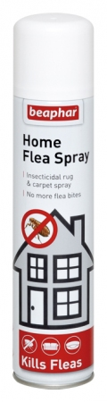 Home Flea Spray