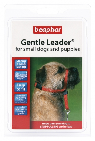 Gentle Leader Red (Small) - English